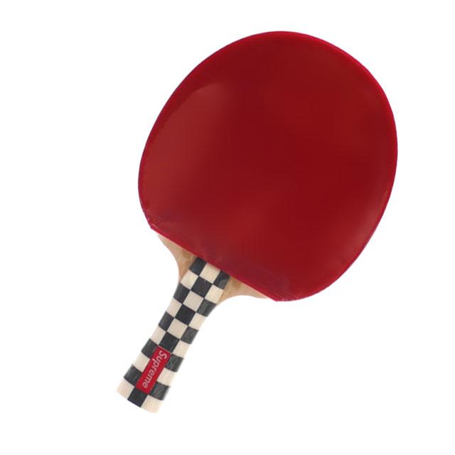 新品 シュプリーム SUPREME Butterfly Table Tennis Racket Set 卓球 ラケット&ピンポン玉セット CHECKERBOARD メンズ レディース 新作