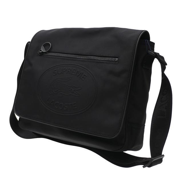 新品 シュプリーム SUPREME Small Messenger Bag メッセンジャーバッグ ショルダーバッグ BLACK ブラック 黒 メンズ 新作