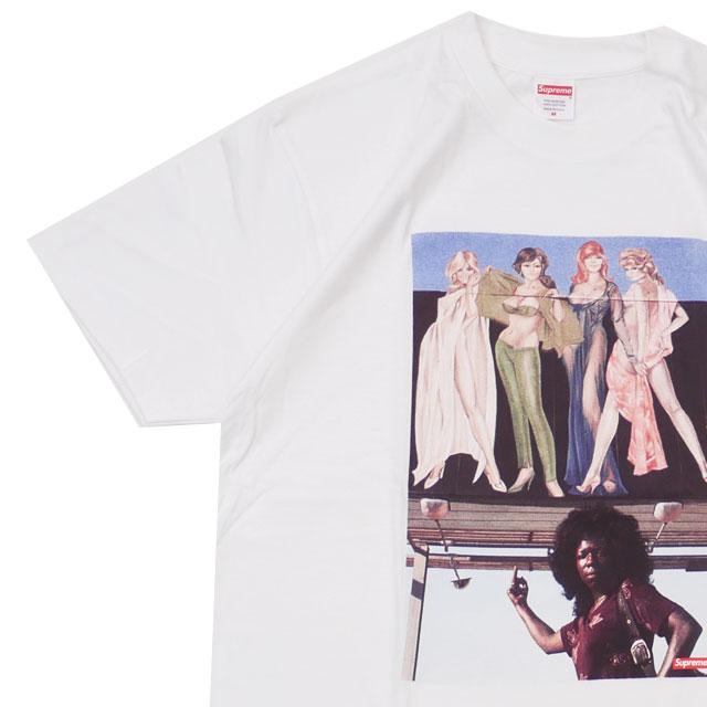 新品 シュプリーム SUPREME American Picture Tee Tシャツ WHITE ホワイト 白 メンズ 新作 418000927060