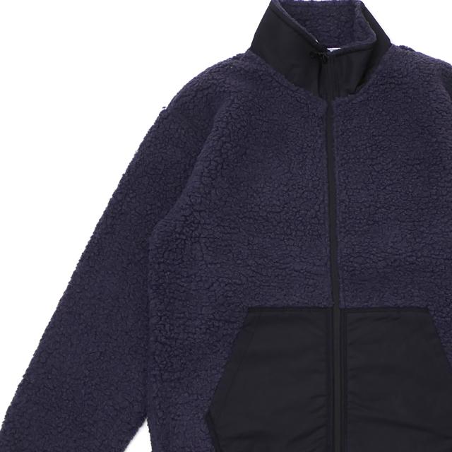 人気絶頂 新品 ロンハーマン RHC Boa Ron メンズ Herman x 新作 チャンピオン Champion Boa Fleece Jacket ボア フリース ジャケット CHARCOAL チャコール メンズ 新作:Cliff Edge, 長柄町:c8495450 --- nagari.or.id