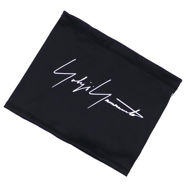 新品 ヨウジヤマモト Yohji Yamamoto x ニューエラ NEW ERA Neck Warmer ネックウォーマー BLACK ブラック 黒 メンズ レディース 新作