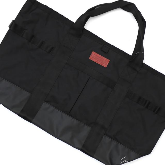 新品 ヨウジヤマモト Yohji Yamamoto x ニューエラ NEW ERA Tote Bag トートバッグ BLACK ブラック 黒 メンズ レディース 新作