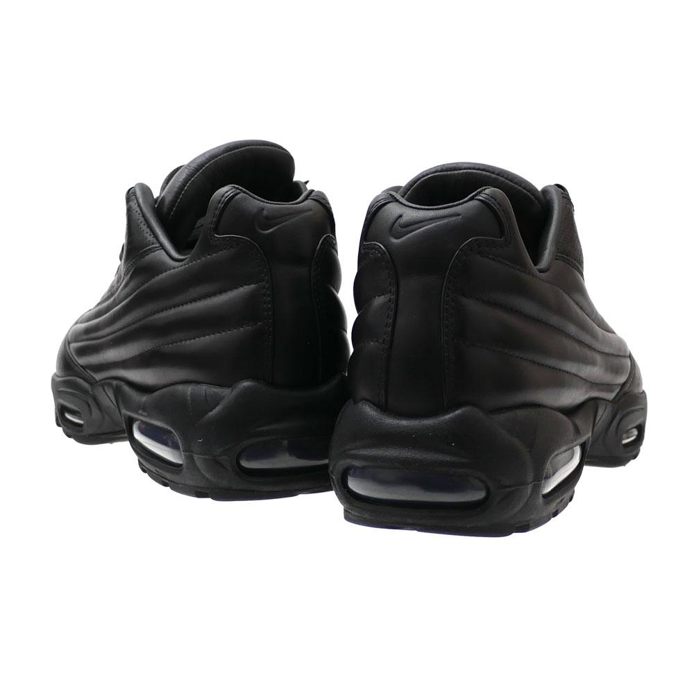 新品 シュプリーム SUPREME x NIKE ナイキ AIR MAX 95 LUX エアマックス95 BLACK BLACK BLACK ブラック 黒 メンズ 新作dCxotQrshB