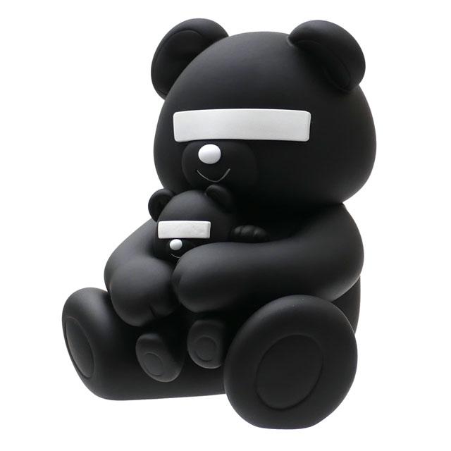 新品 アンダーカバー UNDERCOVER x メディコム・トイ MEDICOM TOY VCD UNDERCOVER BEAR フィギュア BLACK ブラック 黒 メンズ レディース 新作