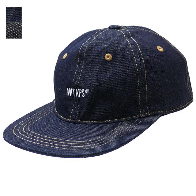 新品 ダブルタップス WTAPS T-6H 02 CAP キャップ メンズ 新作 192MYDT-HT01 (W)TAPS
