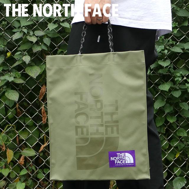 新品 ザ・ノースフェイス パープルレーベル THE NORTH FACE PURPLE LABEL TPE Shopping Bag トートバッグ ショッピングバッグ KK(KHAKI) 新作 NN7001N