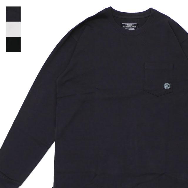 新品 ネイバーフッド NEIGHBORHOOD 20SS CLASSIC-P/C-CREW.LS 長袖Tシャツ メンズ 2020SS 新作 201UNNH-CSM01