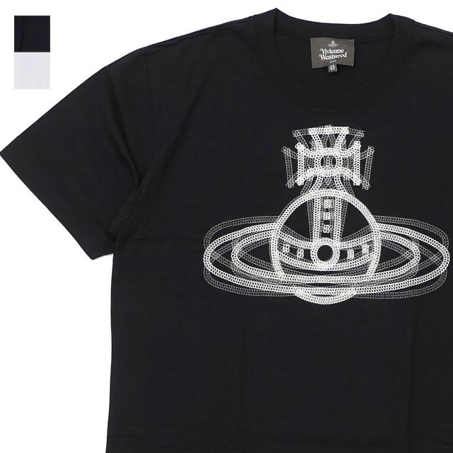 新品 ヴィヴィアン・ウエストウッド Vivienne Westwood ラインORB リラックス Tシャツ メンズ 新作