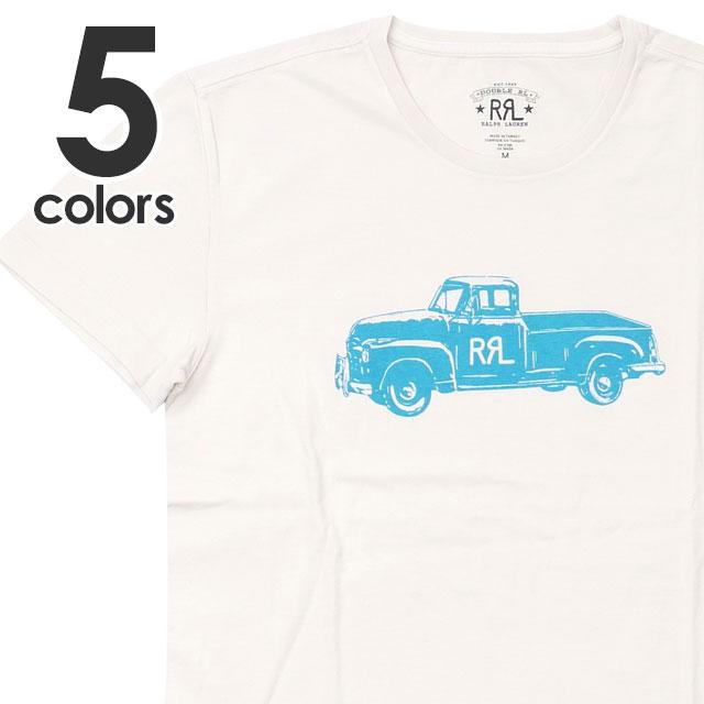 新品 ロンハーマン Ron Herman x ダブルアールエル Double RL Graphic T-Shirt Tシャツ 新作 ラルフローレン RRL RALPH LAUREN