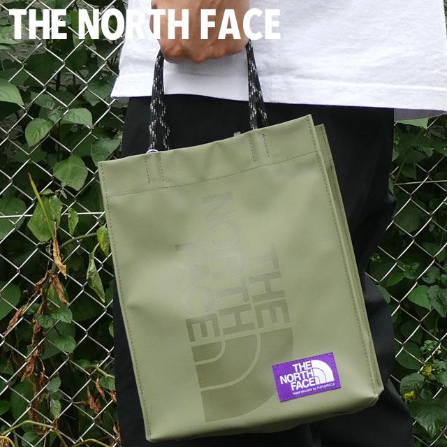 新品 ザ・ノースフェイス パープルレーベル THE NORTH FACE PURPLE LABEL TPE Shopping Bag S トートバッグ ショッピングバッグ KK(KHAKI) 新作 NN7002N