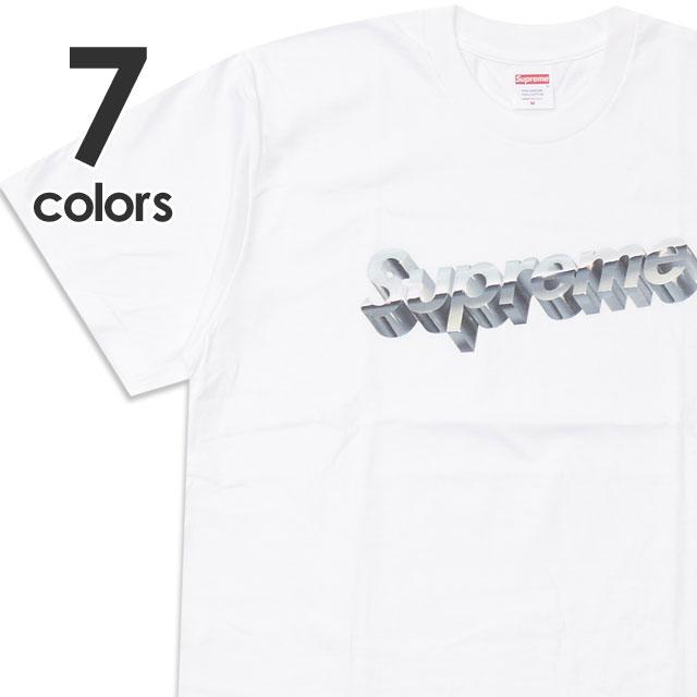 新品 シュプリーム SUPREME 20SS Chrome Logo Tee Tシャツ メンズ 2020SS 新作