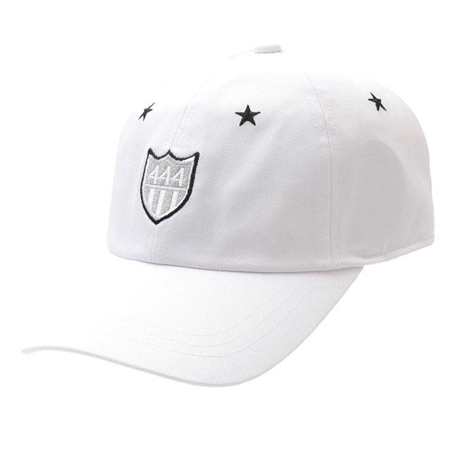 新品 ヨシノリコタケ YOSHINORI KOTAKE SMALL 444LOGO 6-PANEL CAP キャップ WHITE ホワイト メンズ レディース 新作