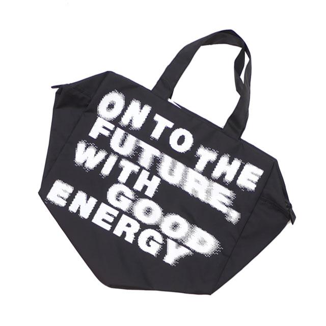 新品 コムデギャルソン COMME des GARCONS EMERGENCY Special Bag(ON TO THE FUTURE) トートバッグ BLACK ブラック 黒 メンズ 新作