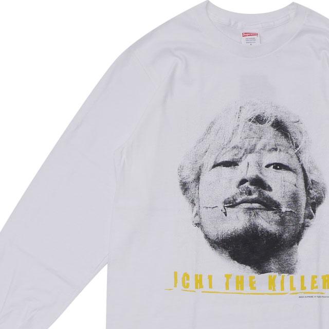 新品 シュプリーム SUPREME 20SS Ichi The Killer L/S Tee 殺し屋1 長袖Tシャツ WHITE ホワイト 白 メンズ 2020SS 新作
