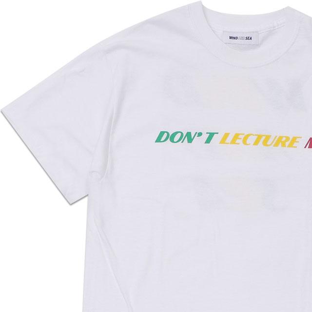 新品 ウィンダンシー WIND AND SEA SEA DLM TRICOLOR TEE Tシャツ WHITE ホワイト 白 メンズ 新作