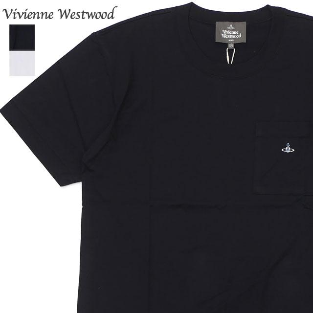 ヴィヴィアン Vivienne 価格交渉OK送料無料 100%安心保証 当店取扱い商品は全て本物 正規商品 2021年3月度 月間優良ショップ受賞 新品 Westwood 注目ブランド メンズ 新作 レディース ポケット半袖Tシャツ 39ショップ ベーシック ウエストウッド