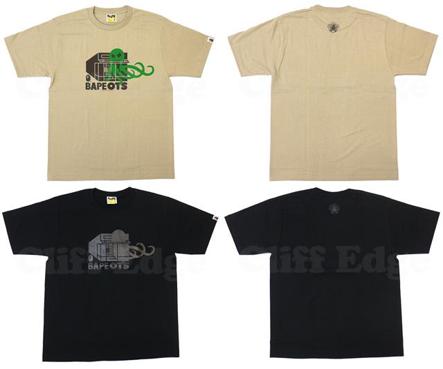 A BATHING APE (APE) BAPE OTS T shirt 200-003587-046 [1810-110-035]-
