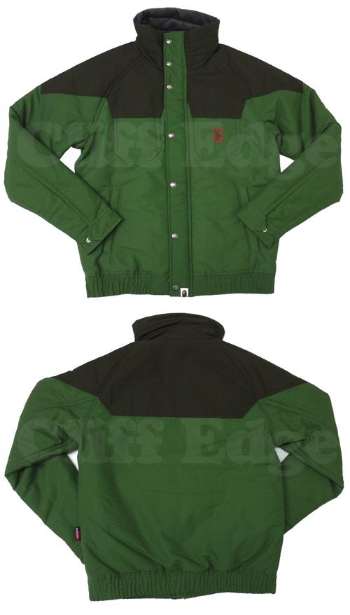 A BATHING APE (エイプ) ALPINE 재킷 OD 230-000506-045-