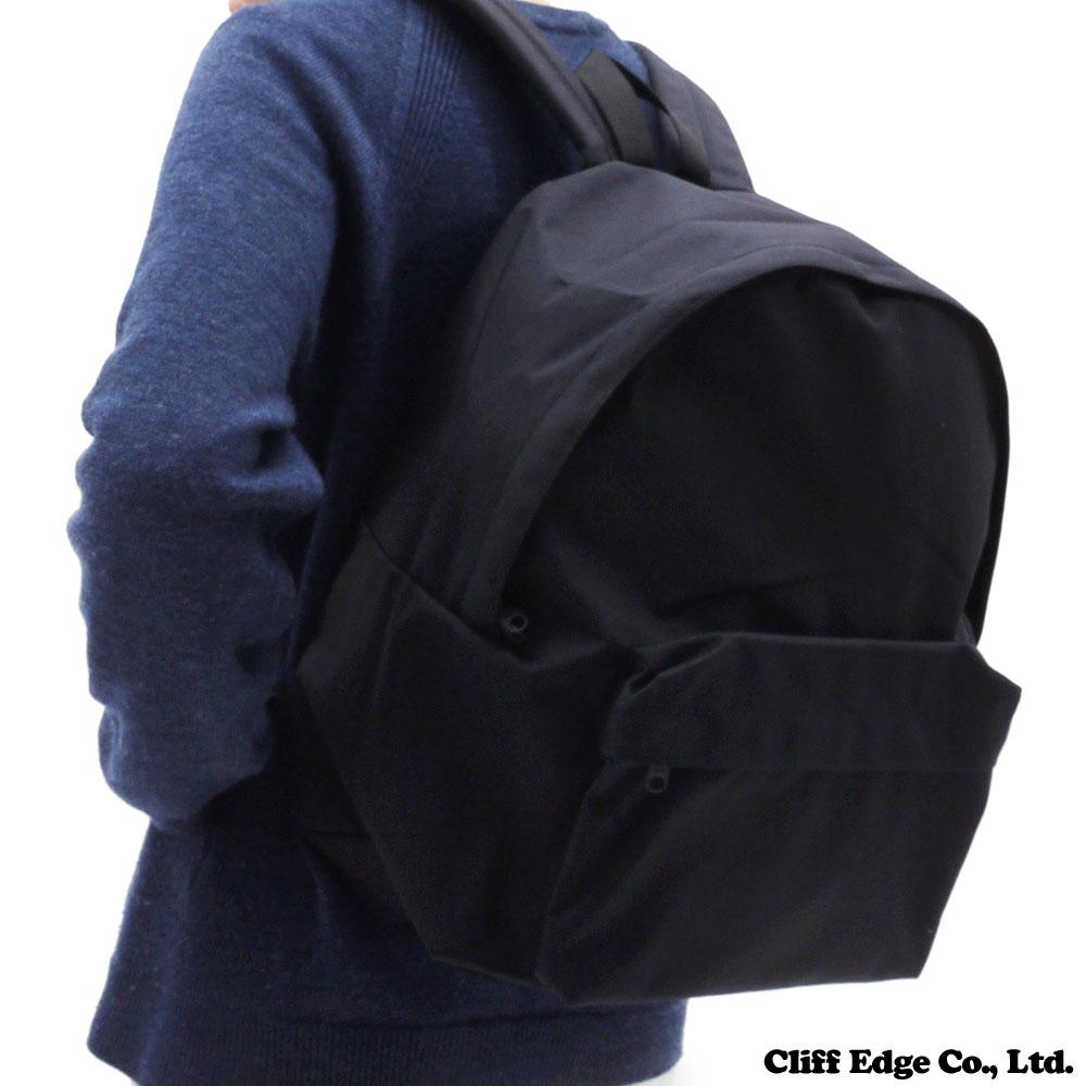 COMME des GARCONS HOMME PLUS BACK PACK M (backpack) BLACK 276 - 000230 - 041x