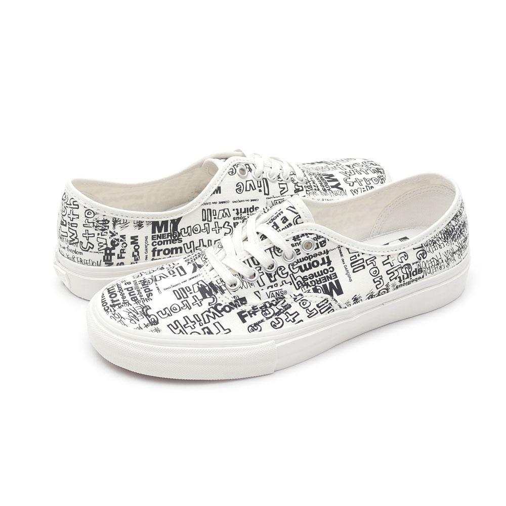 54222e160c16 Blanc de Blanc Mesg 291-002168-260x (sneakers) (shoes) COMME des GARCONS x  VANS VAULT Authentic