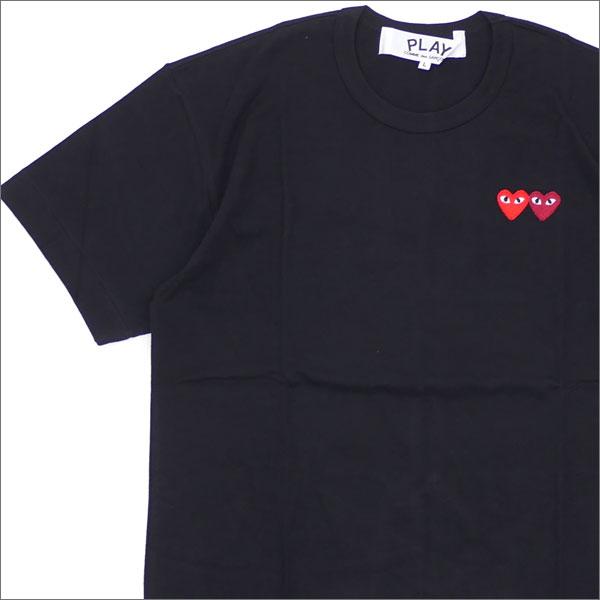 プレイ コムデギャルソン 2HEART 200007273051 PLAY COMME des GARCONS 2HEART COMME TEE Tシャツ BLACK 200007273051【新品】, ハスダシ:c24278bb --- 2017.goldenesbrett.at