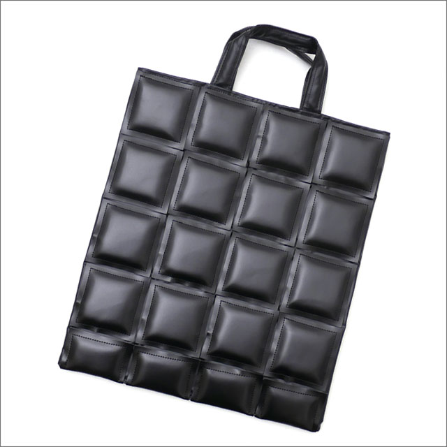 BLACK COMME des GARCONS(ブラック コムデギャルソン) PATCHWORK TOTE (トートバッグ) BLACK 277-002487-011x【新品】