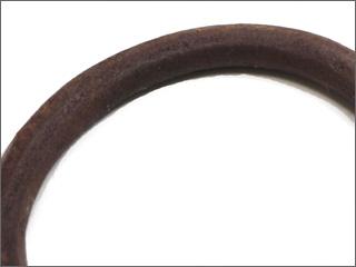 Goro's ( grows ) leather bracelet BROWN 269-000161-036 +