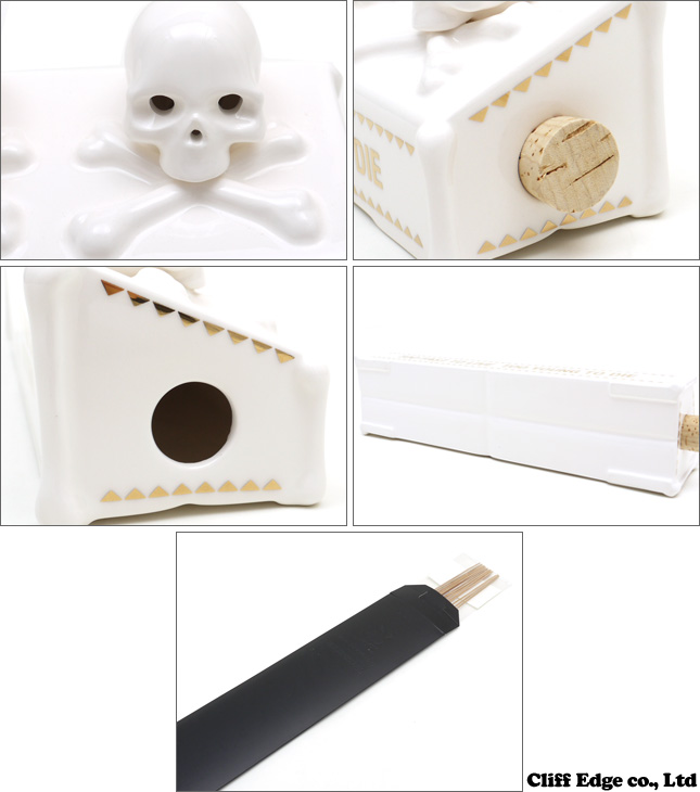 NEIGHBORHOOD x mastermind JAPAN NHMJ.BOOZE/CE-INCENSE CHAMBER [고타쓰라고] WHITE 290-002365-010+