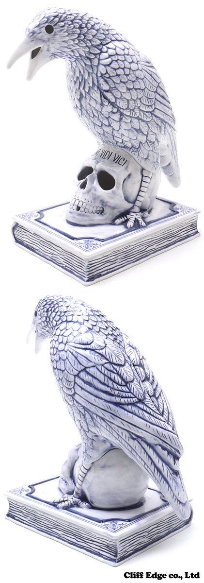 NEIGHBORHOOD (neighborhood) BOOZE. CROW/CE-INCENSE CHAMBER [incense] WHITE 290-002575-010-
