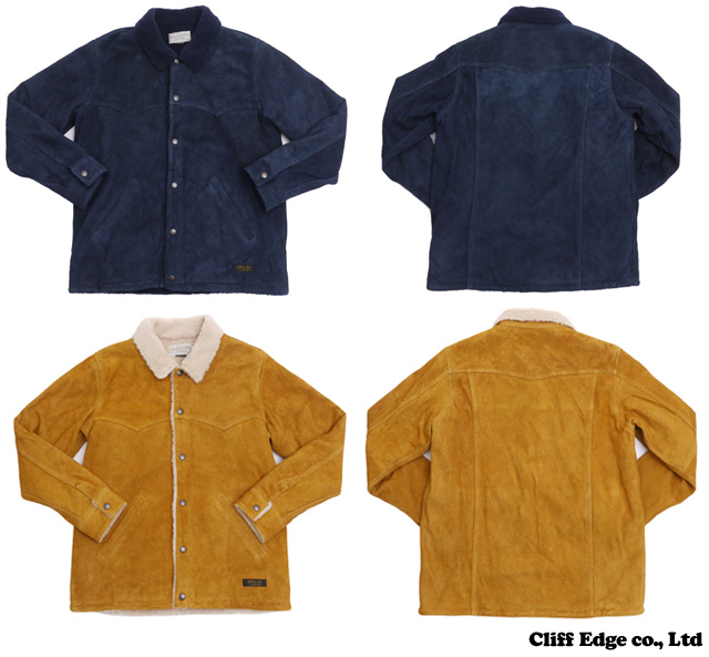 NEIGHBORHOOD STORM. SUEDE/CL-JKT (재킷) 229-000078-047-