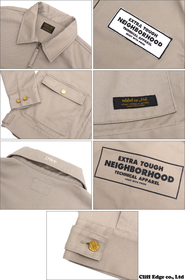 NEIGHBORHOOD SUNOCO/EC-JKT (재킷) 228-000099-046-