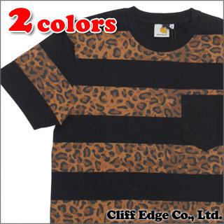 NEIGHBORHOOD x Carhartt WIP S/S LEOPARD T-SHIRT (T 셔츠) 200-006235-000-