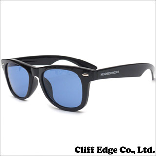 NEIGHBORHOOD SOUVENIR SERIES (souvenir) SUNGLASSES (sunglasses) BLACKxBLUE 286 - 000134 - 014x