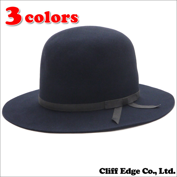 Cliff Edge  NEIGHBORHOOD STETSON R-HAT (rabbit fur hat) 252-000312 ... 07607bd71c9