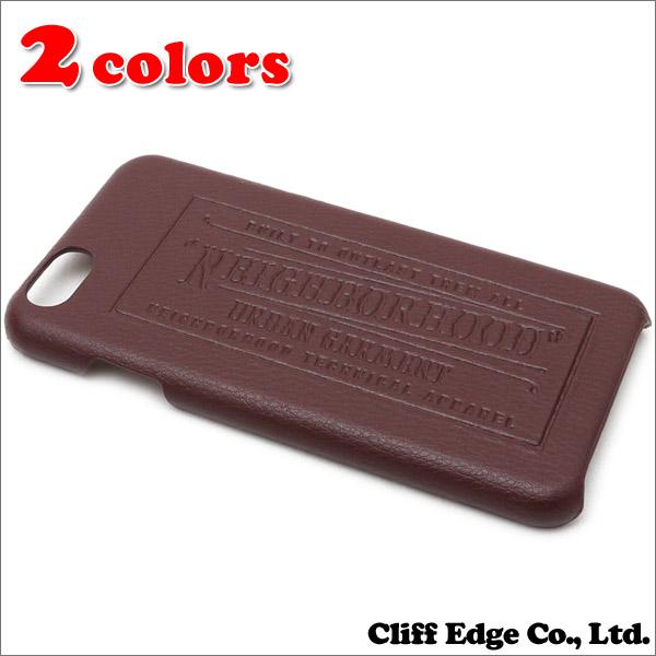 NEIGHBORHOOD BT/CL-IPHONE CASE (iPhone case) 274-000893-011-