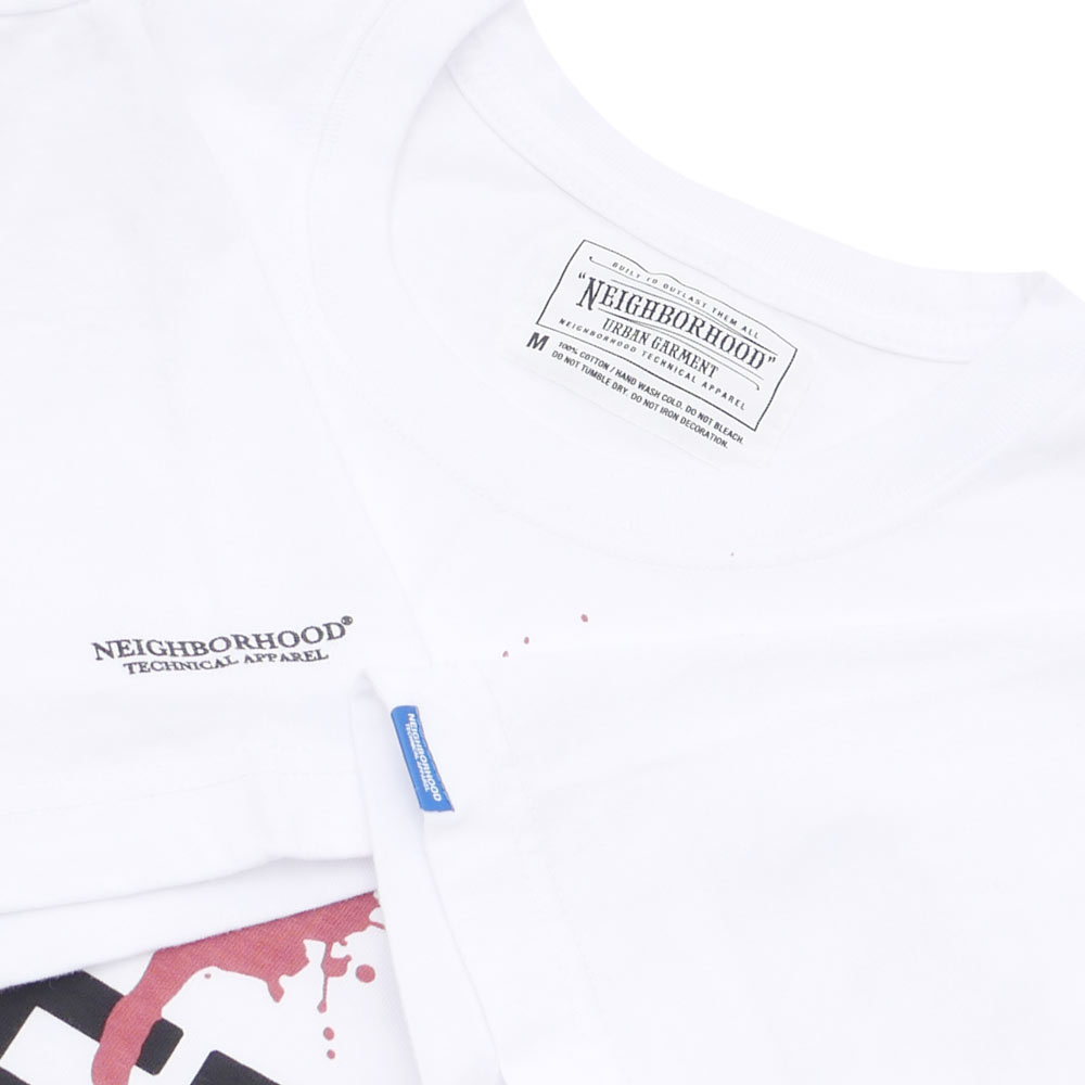 NEIGHBORHOOD TEAM/C-TEE. SS (T shirt) 200-007017-040-