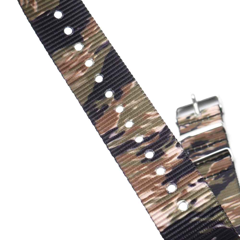 NEIGHBORHOOD (네이버 후드) NATO. TIGER/E-BELT (시계 밴드) TIGER STRIPE 290-003968-015-