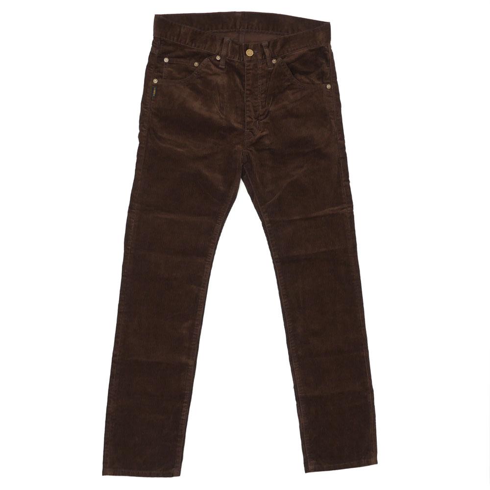 NEIGHBORHOOD CORDUROY DEEP MID/C-PT (corduroy pants) 249-000541-047-