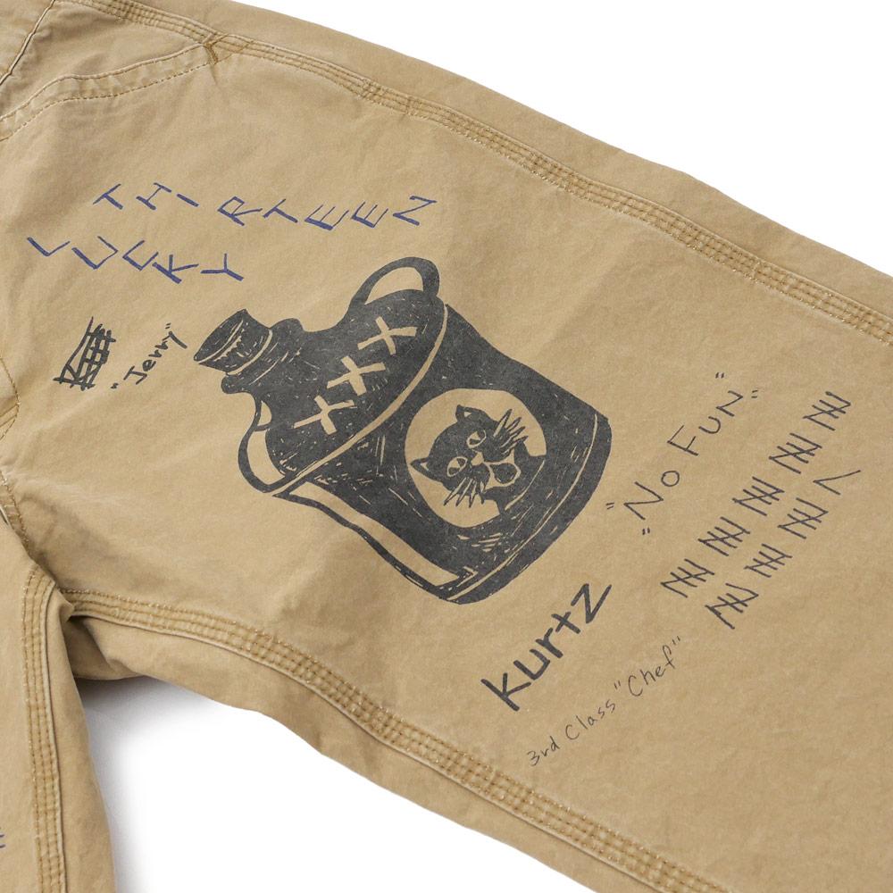 NEIGHBORHOOD(neibafuddo)MEMORIAL-WP/C-PT(裤子)171SPNH-PTM05 249-000562-036-