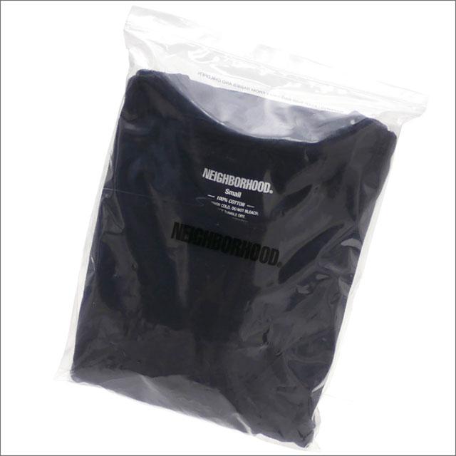 NEIGHBORHOOD(ネイバーフッド) CLASSIC 3PAC/C-CREW.SS (Tシャツ 3枚セット) 181TMNH-UWM01 BLACK 200-007737-031-【新品】