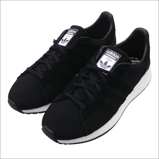 NEIGHBORHOOD(ネイバーフッド) x adidas Originals Chop Shop NBHD (スニーカー) BLACK 181ADADN-FWM04S 291-002390-281-【新品】