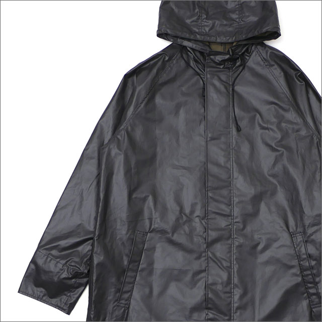 NEIGHBORHOOD(ネイバーフッド) MIL-VTX/PC-COAT (コート) 181PPNH-JKM01 BLACK 230-001081-041-【新品】