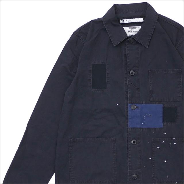 NEIGHBORHOOD(ネイバーフッド) WL/C-JKT (ジャケット) 181NYNH-JKM03 BLACK 230-001087-041-【新品】