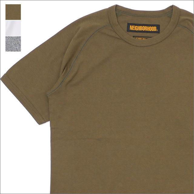 NEIGHBORHOOD(ネイバーフッド) CORDURA/CN-CREW.SS (Tシャツ) 181FPNH-CSM04 204-000031-050-【新品】
