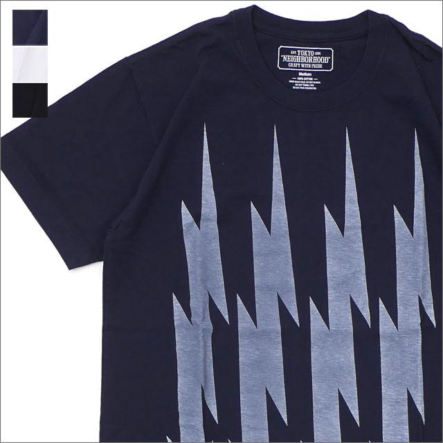 NEIGHBORHOOD(ネイバーフッド) BOLTS/C-TEE.SS (Tシャツ) 181PCNH-ST10 200-007858-050-【新品】