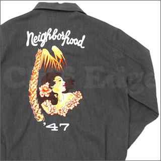 NEIGHBORHOOD (네이버 후드) FIXX 47 재킷 GRAY 228-000044-042-
