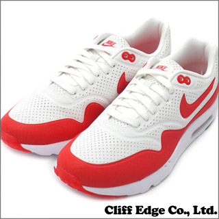 more photos 2d60f fee1f NIKE AIR MAX 1 ULTRA MOIRE SUMMIT WHITECHALLENGE RED-WHT (sneakers) (shoe)  705297-106 291 - 001691 - 290x