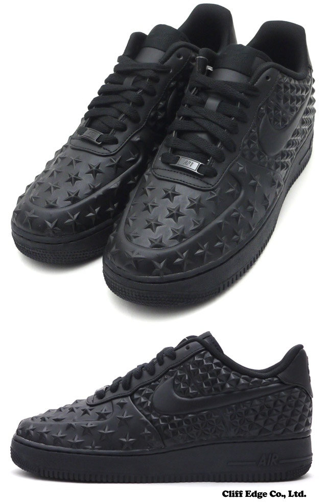 sale retailer 612b7 048fd ... NIKE AIR FORCE 1 LV8 VT  INDEPENDENCE DAY  BLACK air force 1 (sneakers  . ...