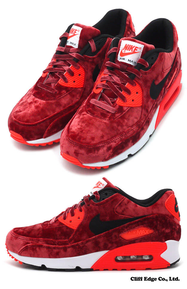 sneakers for cheap c7a19 e4b4a ... infrared 1 cc218 4bd9f clearance nike nike air max 90 anniversary max  sneakers shoes gym red black infra red metallic ...