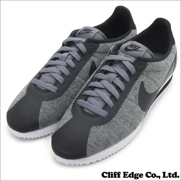 sale retailer 7f03f b4e30 NIKE CLASSIC CORTEZ TP (Tech Pack) (sneakers) (shoes) TUMBLED GREY